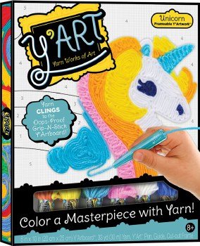 Y'Art Unicorn