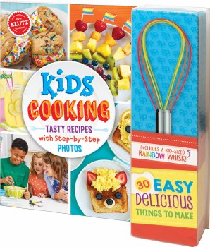 Kids Cooking Tasty Recipes