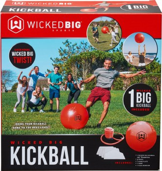 Little Kids - Wicked Big Kickball Set