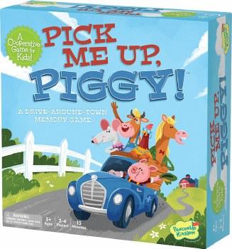 Peaceable Kingdom Pick Me Up, Piggy! Game