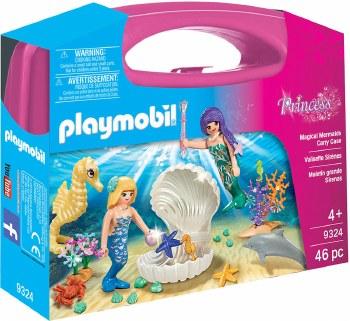 Playmobil Princess Magical Mermaids Carry Case
