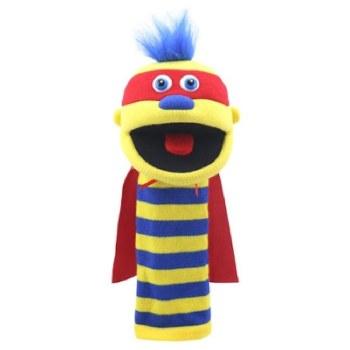 Puppet-Sockettes Zap