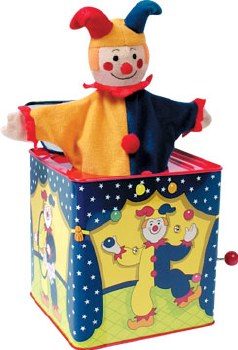 Jack in the Box - Jester