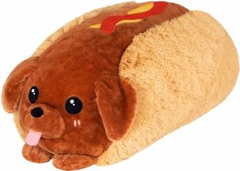 "Squishable Hot Dog Dachshund 15"""