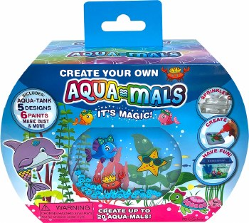 Zorbits, Inc Create Your Own Aqua-mals Kit