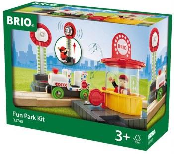 Ravensburger Brio Fun Park Playset