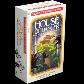 Choose Adventure:House Danger
