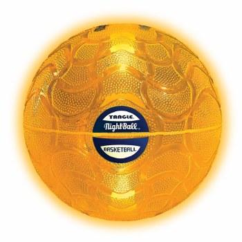 Nightball Basketball - Orange - Tangle Creations