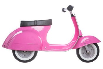 Ambosstoys Primo Ride-On Toy Pink