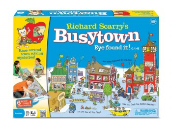Richard Scarry's Busytown I Fo