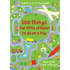 Usborne 100 Things for Little Children to do on a Trip