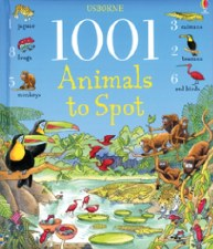 Usborne 1001 Animals to Spot