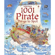 Usborne 1001 Pirate Things to Spot