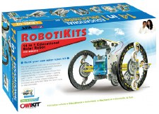14-in-1 Solar Robot Kit - OWI