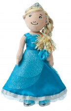 Manhattan Toy Groovy Girls Princess Crystelle Doll