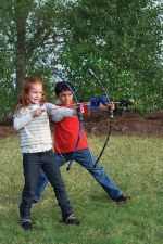 Two Bros Bows - Camouflage Bow and Arrow Set