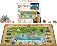 Harry Potter 4D Mini Hogwarts