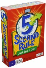 PlayMonster 5 Second Rule - Just Spit It Out Game