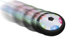 Toysmith Air Soccer Disk Ultraglow