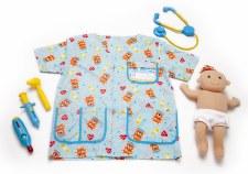 Pediatric Nurse Role Play Custome Set - Melissa and Doug