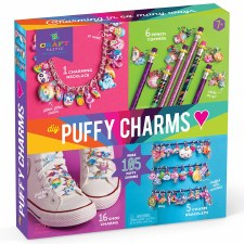 Fun with Puffy Charms