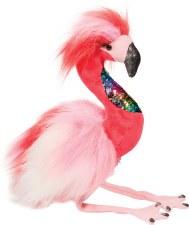 Douglas Rainbow Fuzzles Phyllis Flamingo