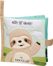 Silly Lil' Sloth Activity Book