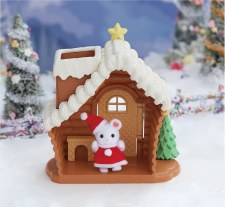 Calico-Gingerbread Playhouse