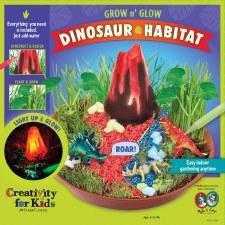 Grow 'n Glow Dinosaur Habitat