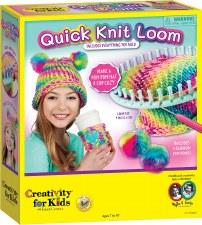 Quick Knit Loom