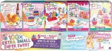 Fashion Angels 100% Extra Small Super Sweet Mini Clay Kit - 5 Pack