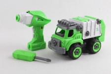 Flybar Power Driver City Squad Garbage Truck