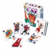 Rat-A-Tat-Cat Card Game - Gamewright