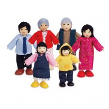 Happy Family - Asian - Hape