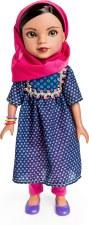 Shola Afghanistan Doll