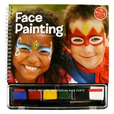 The Face Painting Book Kit - Klutz