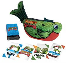 Happy Salmon Game - North Star Games
