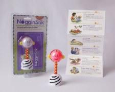 NogginStik Rattle - SmartNoggin Toys