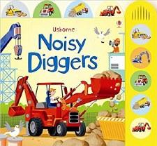 Noisy Diggers Book