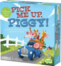 Peaceable Kingdom Pick Me Up, Piggy! Game
