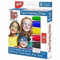 Face Paint Stix 6 pk