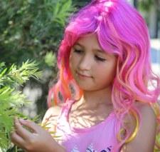 My Little Sunshine Wig