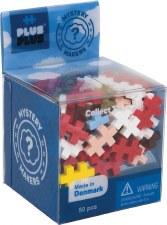 One shape, multiple designs! For ages 5-12 yrs, from Plus-Plus USA.