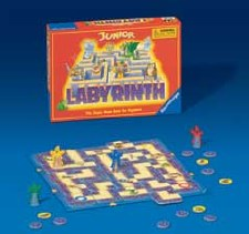 Labyrinth Jr. - Ravensburger