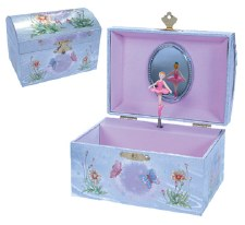 Iridescent Fairy Jewelry Box - Schylling