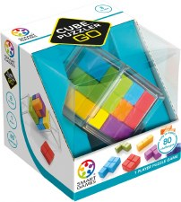Challenge yourself - building a cube is harder than it looks! For ages 8 yrs-teen, from Smart Toys & Games.