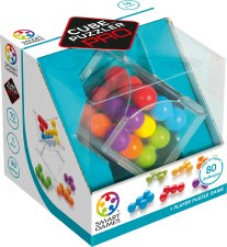 Challenge yourself - building a cube is harder than it looks! For ages 10 yrs-teen, from Smart Toys & Games.