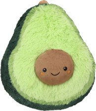 Mini Avocado - Squishable