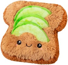 Squishable Mini Avocado Toast 7""