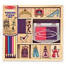 Princess Stamp Set - Melissa & Doug